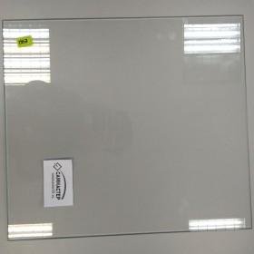 Стекло духовки, внутренее, 485x435 мм, Gefest, без шелкографии, код 1200.18.0.004-01