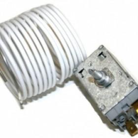 Терморегулятор холодильника Атлант, 077В3, 908081829690, аналог 908081829691