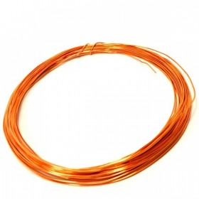 Трубка капиллярная, медная, 1,85х0,66, цена за 1 бухту (10 м), отгрузка по 10 м