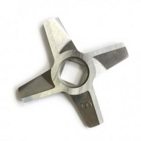 Нож для мясорубки Zelmer, отверстие-квадрат 10,3 мм
