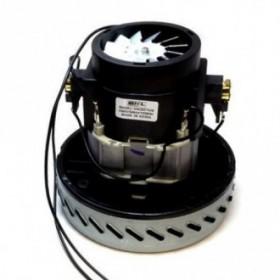 Двигатель пылесоса моющего 1400W H145мм Ø144мм h49мм 1 ступ