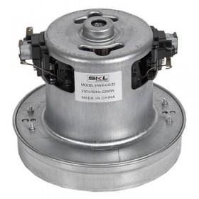 Мотор пылесоса LG, 2200 W, H=124 мм, h=27 мм, D=130 мм, d=83.8 мм
