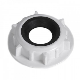 Гайка-уплотнение подачи воды к разбрызгивателю верхней корзины посудомоечной машины Ariston,Indesit,
