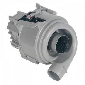 Насос высокого давления посудомоечной машины Bosch, в сборе с тэном, код 00755078