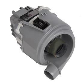Насос высокого давления посудомоечной машины Bosch в сборе с тэном, код 00651956