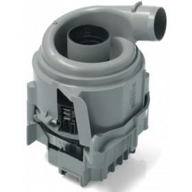 Насос высокого давления посудомоечной машины Bosch, в сборе с тэном, код 12019637