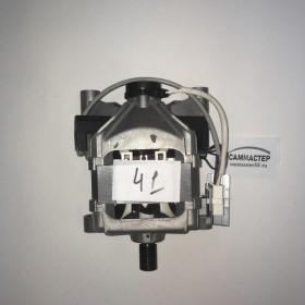 Двигатель стиральной машины Indesit, L=220 мм, l=185 мм, l1=35 мм, вылет = 33,5 мм, код 546831