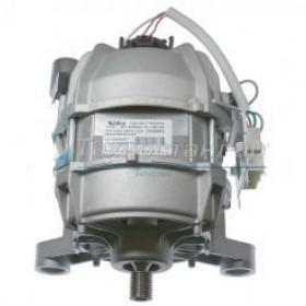 Двигатель стиральной машины Bosch-Атлант-Indesit, трехлапый, (габаритный размер от края ножки до кра